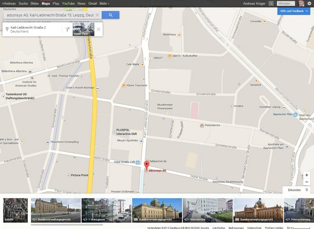 google-maps-ansicht